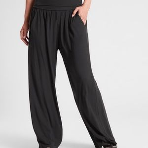 Athleta Studio Wide Leg Pant, new with tags